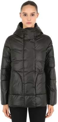 Invicta Hooded Nylon Puffer Jacket