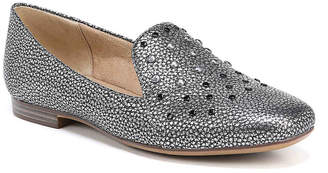 95b8bb31c70 Naturalizer Silver Slip On Women s flats - ShopStyle