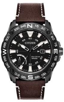 Citizen PRT AW7045-09E Strap Watch