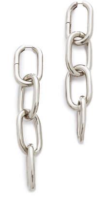 Alexander Wang Four Link Earrings