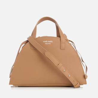 Meli-Melo Women's Giada Mini Cross Body Bag - Light Tan