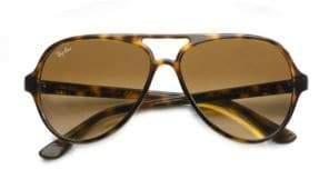 Ray-Ban Iconic Cats 5000 Aviator Sunglasses