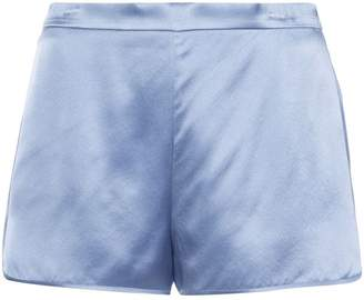 Fleur Du Mal classic fitted shorts