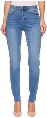 FDJ French Dressing Jeans Coolmax Denim Olivia Slim Leg in Chambray Women's Jeans