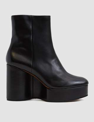 Clergerie Belen Wedge Ankle Boot