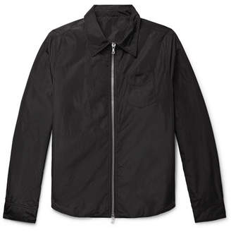 Officine Generale Sven Water-Repellent Wool and Nylon-Blend Jacket