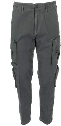 Stone Island Double Pocket Cargo Trousers