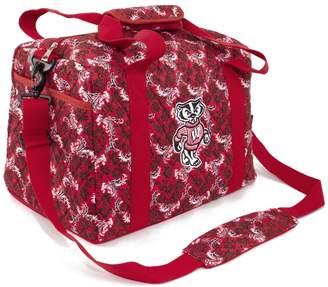 NCAA Kohl's Wisconsin Badgers Bloom Mini Duffle Bag