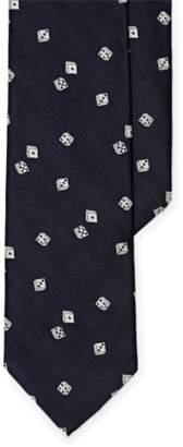 Ralph Lauren Pony Silk Narrow Tie