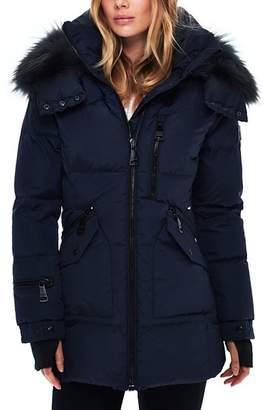 SAM. Fur Cruiser Down Coat