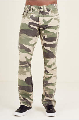 True Religion STRAIGHT FLAP CAMO MENS PANT