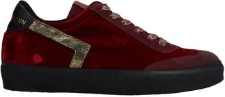 Leather Crown Low-tops & sneakers - Item 11532149QK