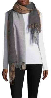 Donni Charm Colorblocked Blanket Scarf