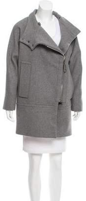 Sonia Rykiel Sonia by Oversize Wool Coat