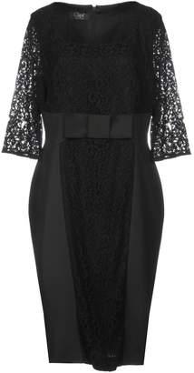 Clips Knee-length dresses - Item 34880729QT
