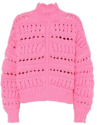 Isabel Marant Cotton-blend sweater