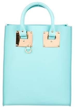 Sophie Hulme Mini Albion Saddle Bag