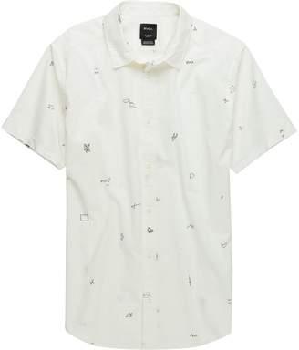 RVCA Scattered Shirt - Men's