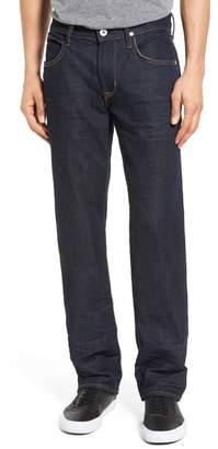 Hudson Jeans Byron Slim Straight Fit Jeans (Session)