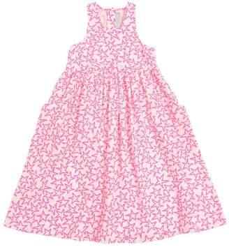 Stella McCartney Star Printed Viscose Dress
