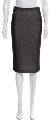 Tamara Mellon Knee-Length Pencil Skirt