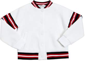 Givenchy Double Jersey Bomber Jacket
