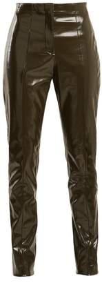 Acne Studios Tugi vinyl trousers