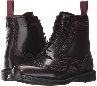 Dr. Martens Delphine 6-Eye Brogue Boot Women's Boots