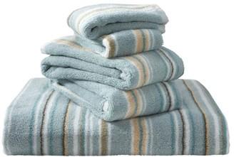 L.L. Bean L.L.Bean Premium Cotton Towel Set, Stripe