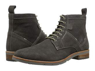 Ben Sherman Rugged Leather Boot
