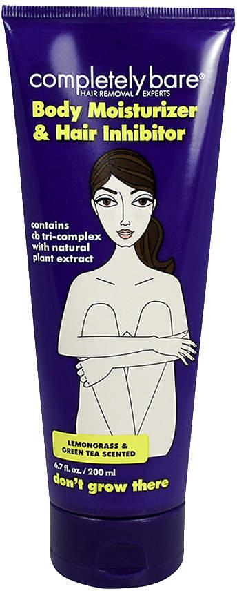 Completely Bare Body Moisturizer & Hair Inhibitor