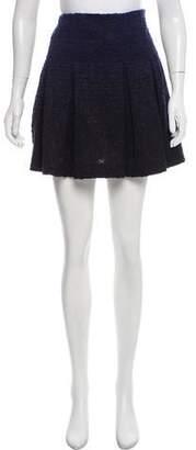 Proenza Schouler Boucle Mini Skirt