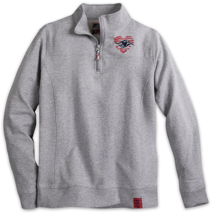 Disney Cruise Line Pullover Sweat Jacket for Women