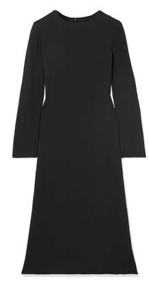 Theory Cady Midi Dress - Black