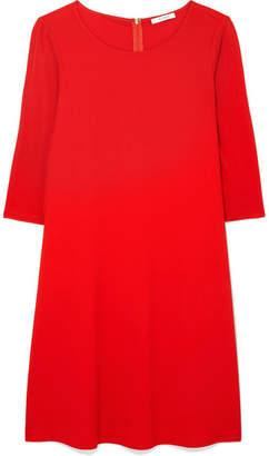 Max Mara Stretch-knit Dress - Red