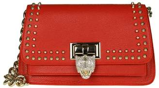 Philipp Plein Shoulder Bag corinne In Red Leather
