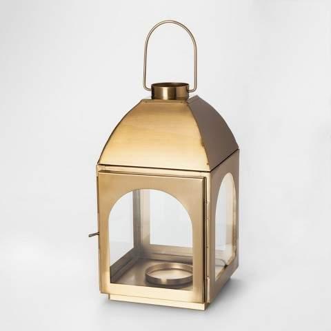 Brass Lantern Medium