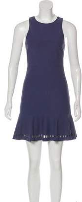 Elizabeth and James Sleeveless Mini A-Line Dress