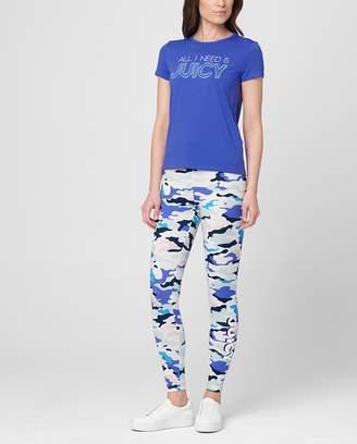 Juicy Couture JXJC 3D Juicy Legging