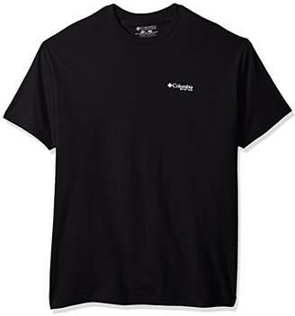 Columbia Apparel Men's Kingfish PFG T-Shirt with D'Auria Artwork