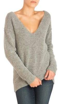 GUESS Mirta Deep V-Neck Sweater
