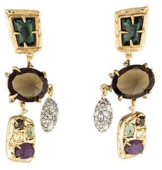 Alexis Bittar Rocky Clip-On Earrings