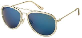 Margaritaville Eyewear Changes in Latitudes Polarized Aviator Sunglasses