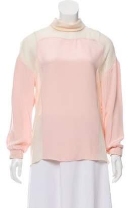 3.1 Phillip Lim Long Sleeve Silk Blouse w/ Tags