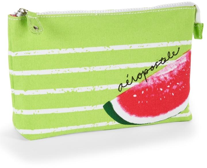 Aeropostale Watermelon Makeup Case