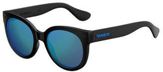 Havaianas Noronham Two-Tone Rubber Sunglasses