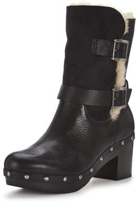 UGG Brea Clog Calf Boot