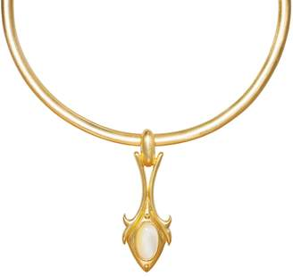 Christina Greene - Bardot Pendant in Pearl
