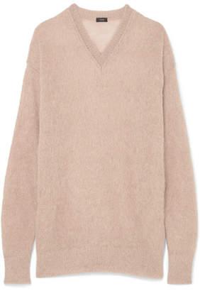 Joseph Mohair-blend Sweater - Beige