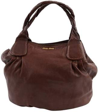 84778b6aeef7 Miu Miu Bag Sale - ShopStyle UK